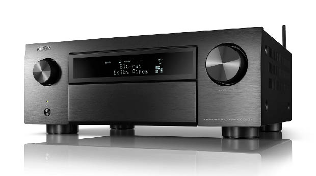 "denon home cinema 2020 1 05 06 20 - Denon: nuovi ampli Home Theater con HDMI 2.1 ""Full"""