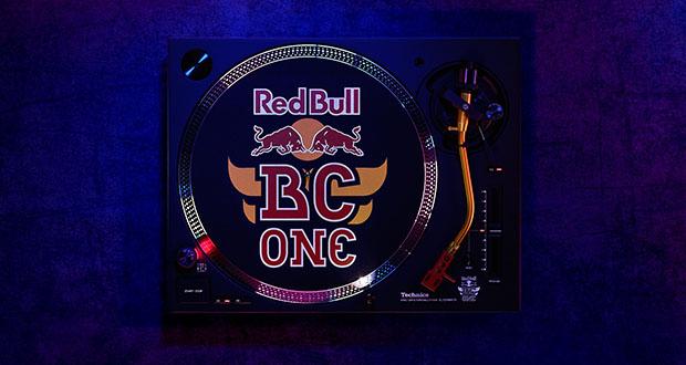 """Technics SL 1210MK7R Redbul evi 31 08 20 - Giradischi DJ Technics SL-1210MK7R """"Red Bull One BC"""""""