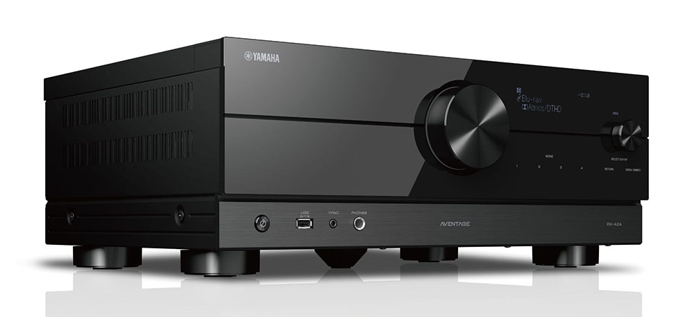 "Yamaha aventage A2A 1 11 11 20 - Yamaha RX-A2A: al via il rinnovo dei sinto AV ""Aventage"" con HDMI 2.1"