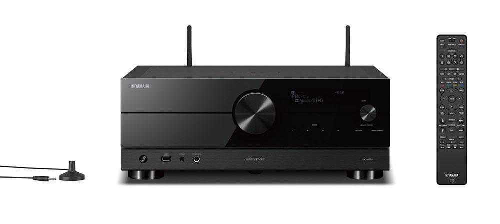 "Yamaha aventage A2A 2 11 11 20 - Yamaha RX-A2A: al via il rinnovo dei sinto AV ""Aventage"" con HDMI 2.1"