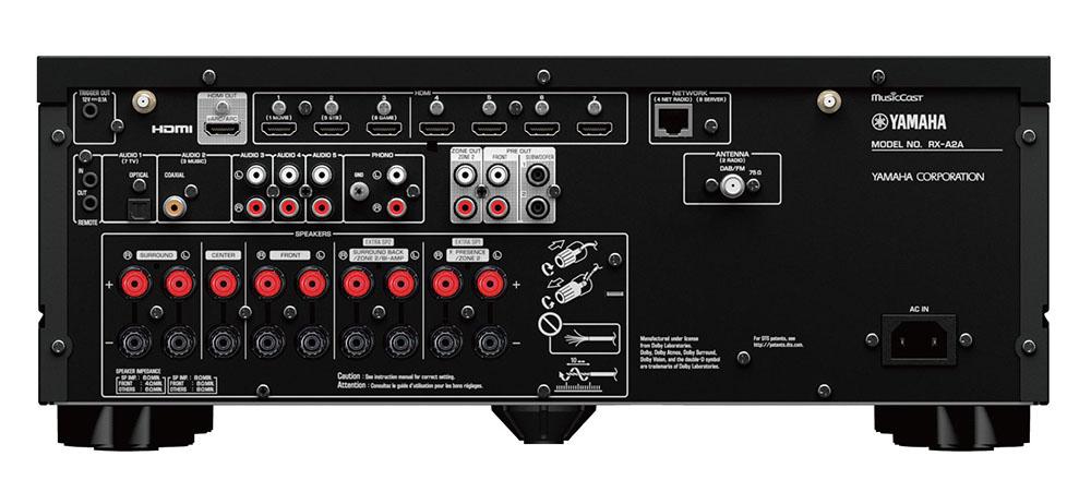 "Yamaha aventage A2A 3 11 11 20 - Yamaha RX-A2A: al via il rinnovo dei sinto AV ""Aventage"" con HDMI 2.1"