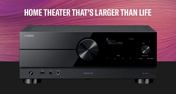 "Yamaha aventage A2A evi 11 11 20 - Yamaha RX-A2A: al via il rinnovo dei sinto AV ""Aventage"" con HDMI 2.1"