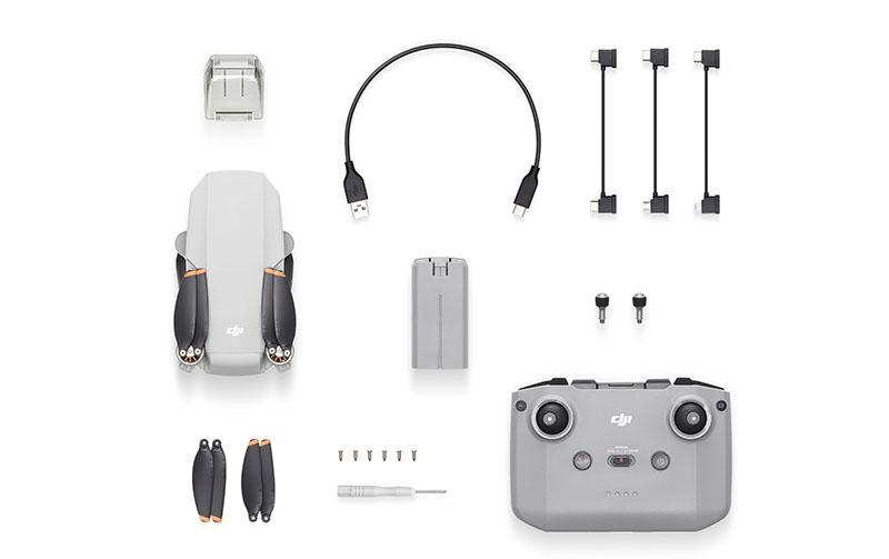 dji mini 3 2 05 11 20 - DJI Mavic Mini 2: il mini drone ora con video 4K e copertura fino a 10 km