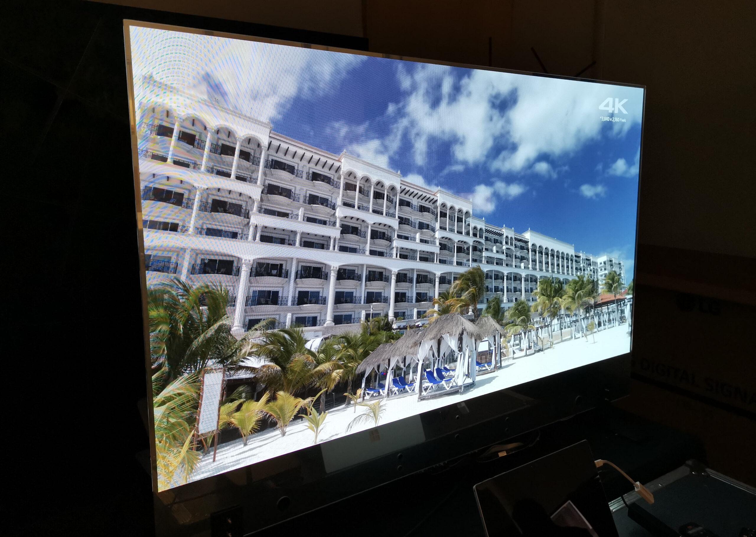 lg oled trasparente 10 20 11 20 scaled - LG OLED Trasparente 55EW5F: l'abbiamo provato e misurato!