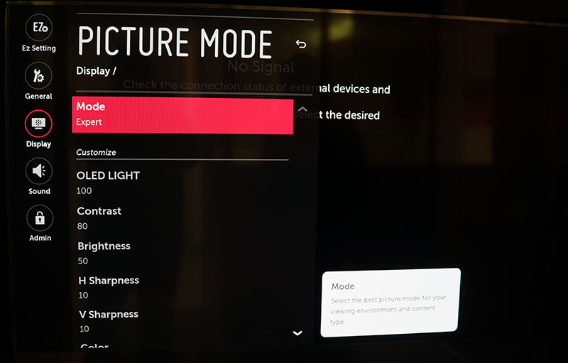 lg oled trasparente 13 20 11 20 - LG OLED Trasparente 55EW5F: l'abbiamo provato e misurato!