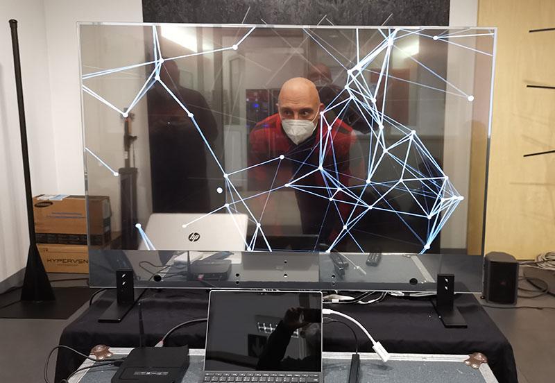 lg oled trasparente 3 20 11 20 - LG OLED Trasparente 55EW5F: l'abbiamo provato e misurato!