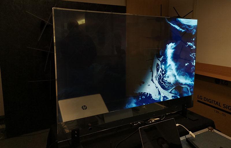 lg oled trasparente 4 20 11 20 - LG OLED Trasparente 55EW5F: l'abbiamo provato e misurato!