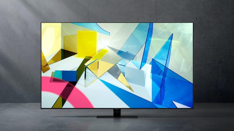 m samsungq80t - Samsung Mini LED TV nel 2021. I QD-OLED non sono per ora