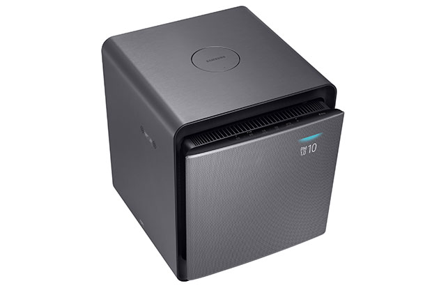 samsung cube 3 03 11 20 - Samsung Cube: purificatore d'aria smart e modulare con Wind-Free