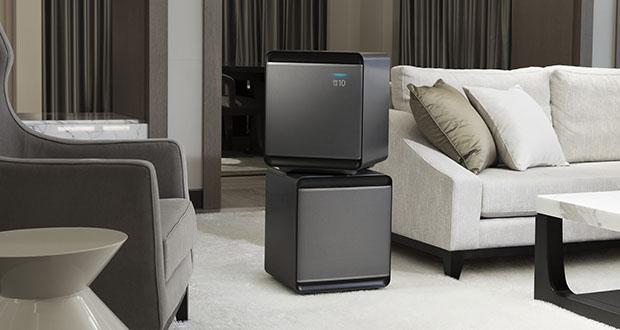 samsung cube evi 03 11 20 - Samsung Cube: purificatore d'aria smart e modulare con Wind-Free