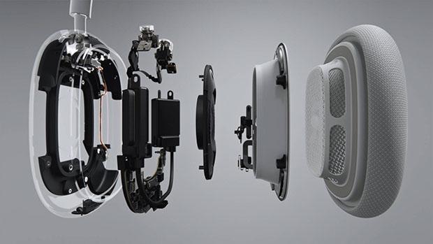 "airpods max 3 09 12 20 - Apple AirPods Max: le super cuffie ""Made in Cupertino"""