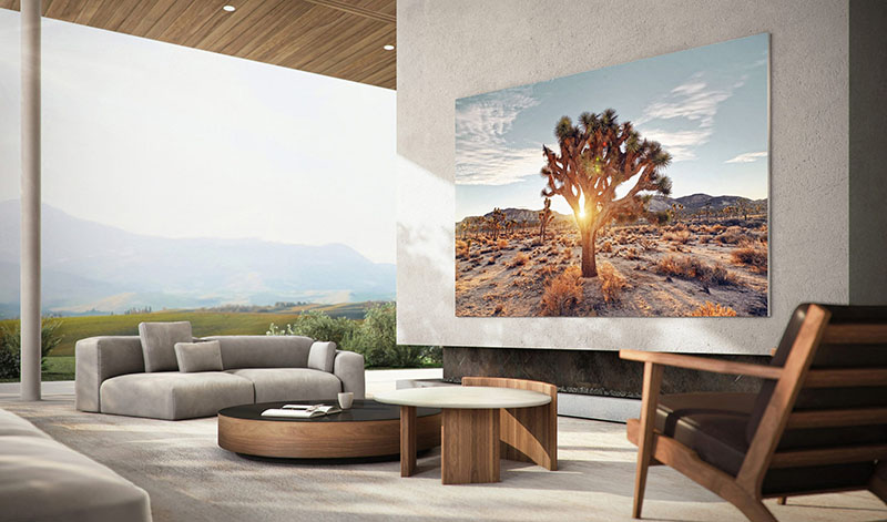 samsung microled110 2 10 12 20 - Samsung MicroLED TV 4K HDR da 110 pollici: addio ai moduli