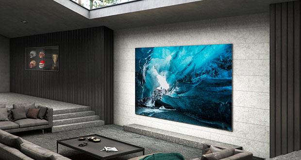 samsung microled110 evi 10 12 20 - Samsung MicroLED TV 4K HDR da 110 pollici: addio ai moduli