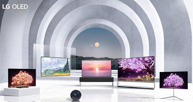 """lg oled 2021 evi 11 01 21 620x330 - LG OLED TV 2021: 42 e 83 pollici, EVO più luminosi e in futuro anche 20-30"""""""