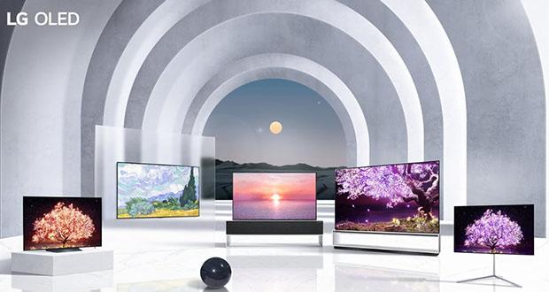 """lg oled 2021 evi 11 01 21 - LG OLED TV 2021: 42 e 83 pollici, EVO più luminosi e in futuro anche 20-30"""""""