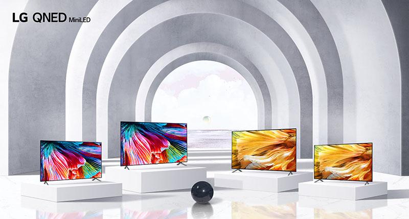 """lg qned miniled 1 11 01 21 - LG QNED Mini LED: LCD """"Premium"""" 8K e 4K con HDMI 2.1"""
