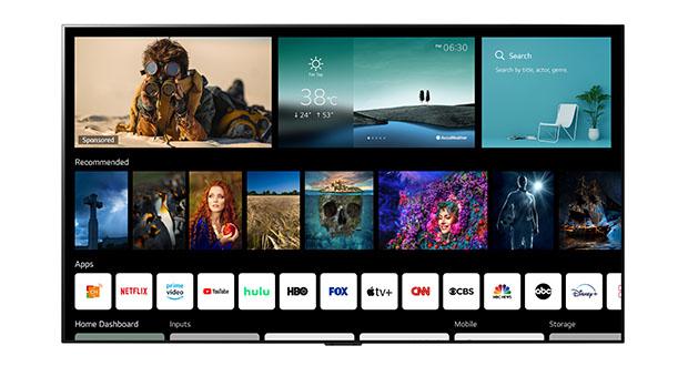 lg webos6 evi 08 01 21 - LG webOS 6.0: il sistema operativo per Smart TV si rinnova