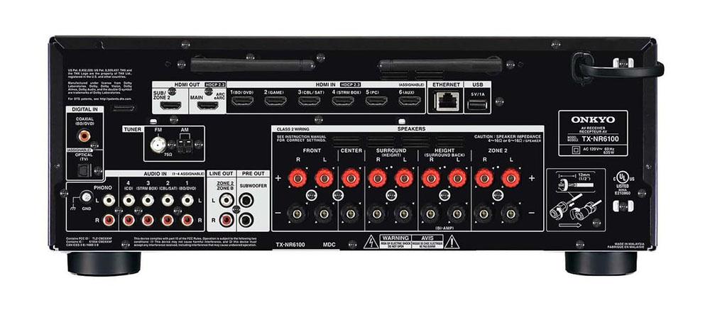 onkyo 2021 2 11 01 21 - Onkyo e Pioneer: nuovi sinto-ampli HT con HDMI 2.1 e calibrazione Dirac Live