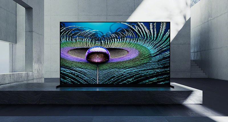 sony lcd 2021 1 08 01 21 - Sony TV LCD Bravia XR 2021 8K e 4K con HDMI 2.1 e Google TV