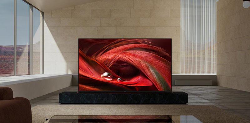 sony lcd 2021 2 08 01 21 - Sony TV LCD Bravia XR 2021 8K e 4K con HDMI 2.1 e Google TV