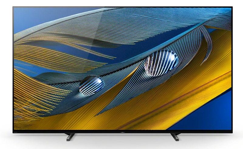 """sony oled 2021 2 08 01 21 - Sony OLED TV XR A90J e A80J: fino a 83"""", HDMI 2.1 e pannelli più luminosi"""
